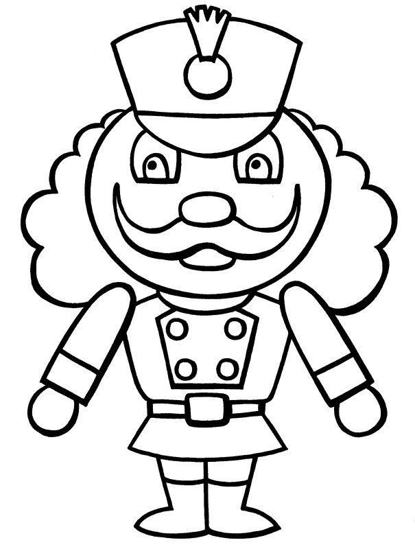 nutcracker coloring page nutcracker suite coloring pages at getdrawings free download nutcracker coloring page