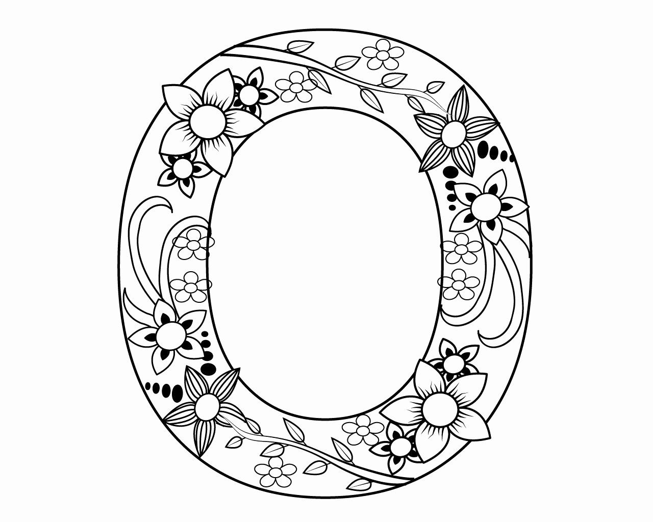 o coloring pages letter o alphabet coloring pages 3 free printable o pages coloring