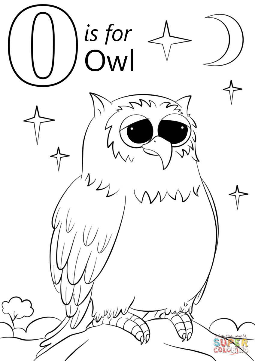 o coloring pages letter o alphabet coloring pages 3 free printable pages o coloring