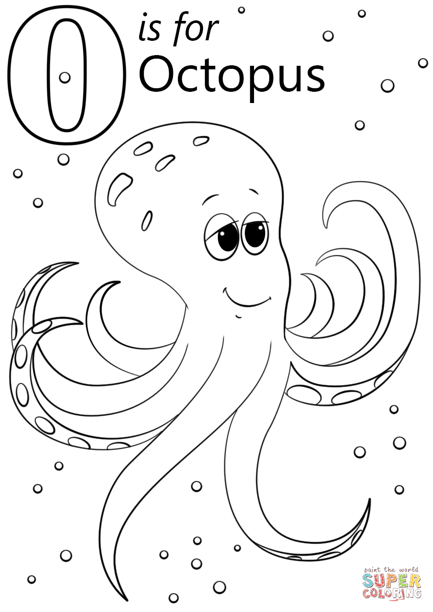 o coloring pages letter o coloring page supercoloringcom pages coloring o