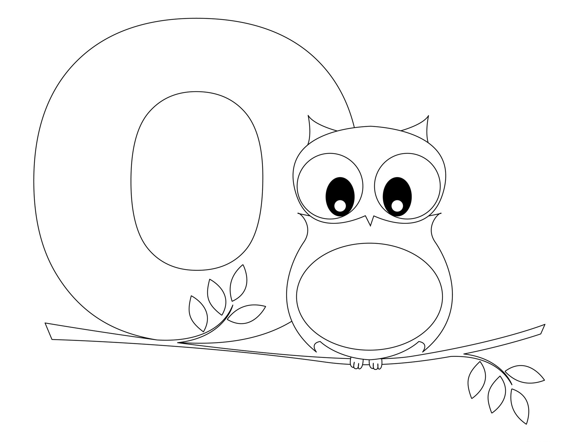 o coloring sheets letter o with shock eyes coloring page best place to color sheets coloring o
