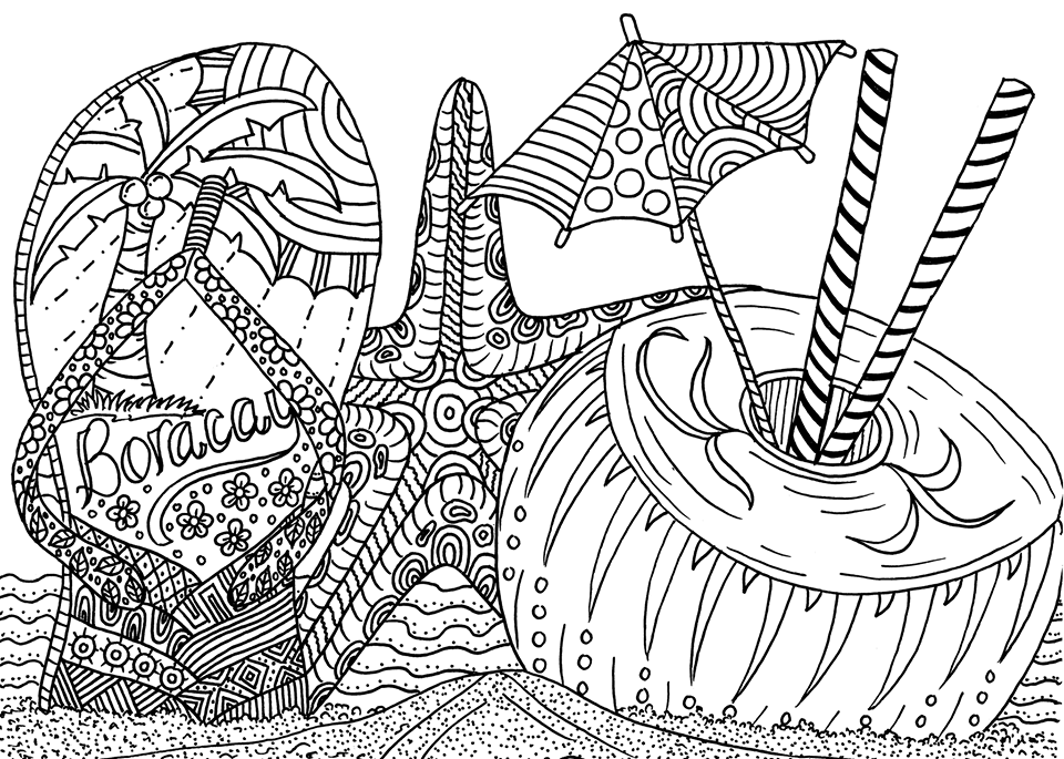 ocean abstract art coloring pages pin on coloring therapy abstract coloring pages art ocean