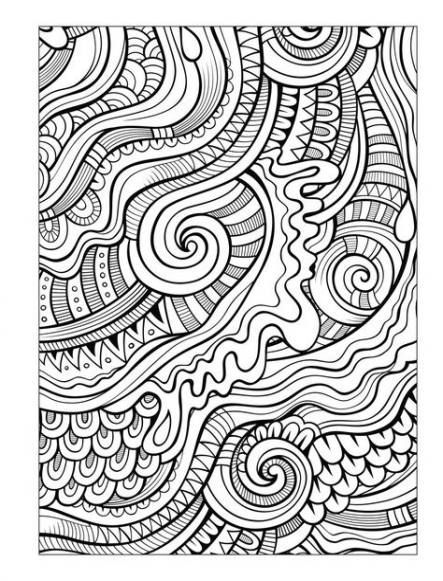 ocean abstract art coloring pages sun and surf zentangle art tangle art doodle art abstract coloring pages ocean art
