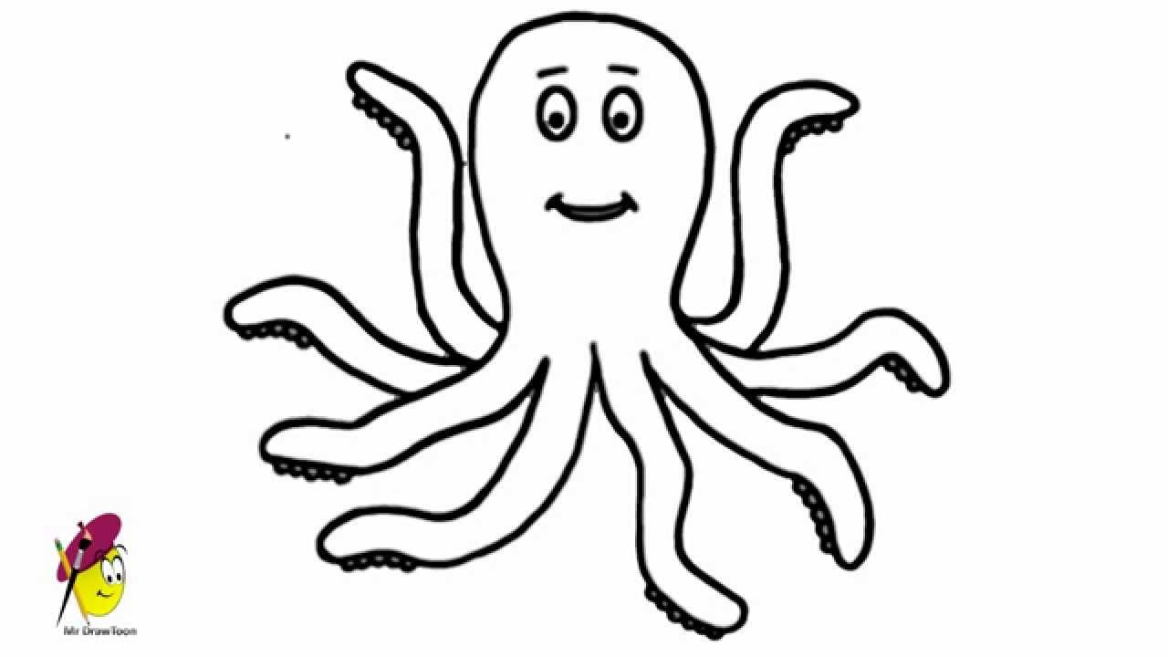 octupus drawing fileoctopus drawingsvg wikimedia commons drawing octupus