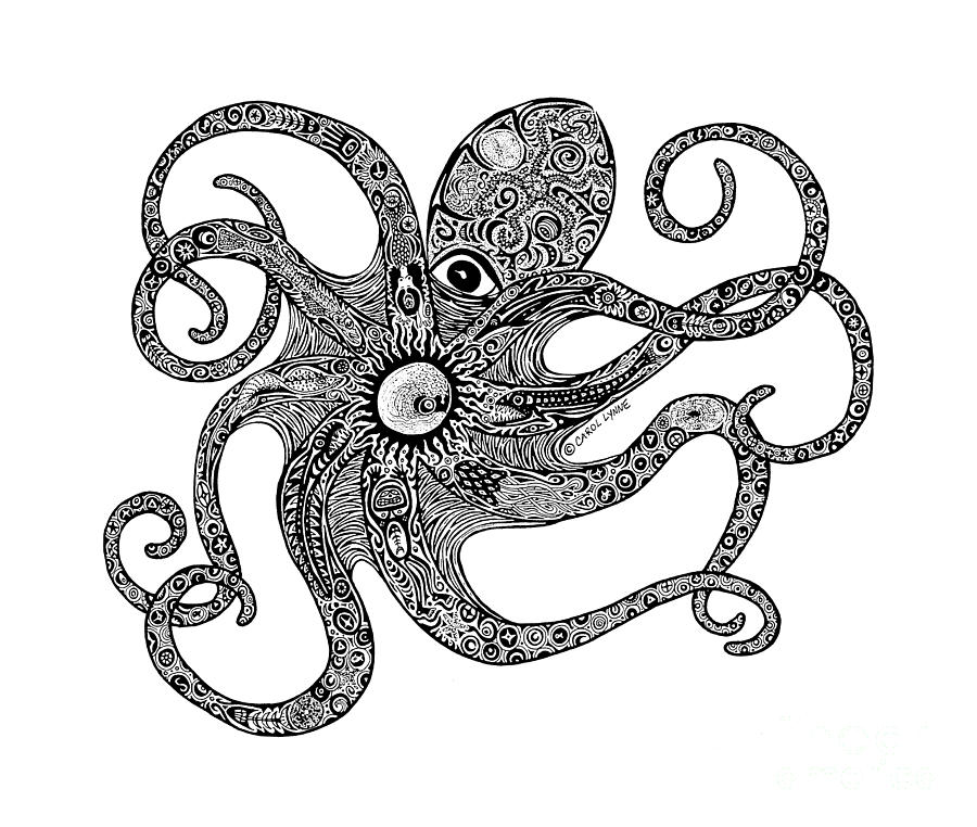 octupus drawing giant octopus drawing at getdrawings free download drawing octupus