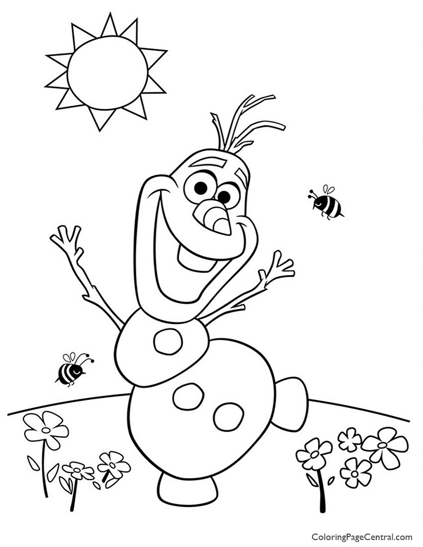 olaf coloring frozens olaf coloring pages best coloring pages for kids coloring olaf 1 2