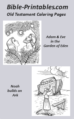 old testament coloring pages bible cartoons current work 2 famous stories pages old testament coloring
