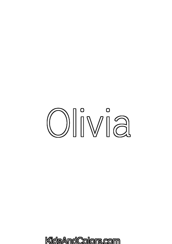olivia printables 20 printable olivia name tracing worksheets and activities printables olivia
