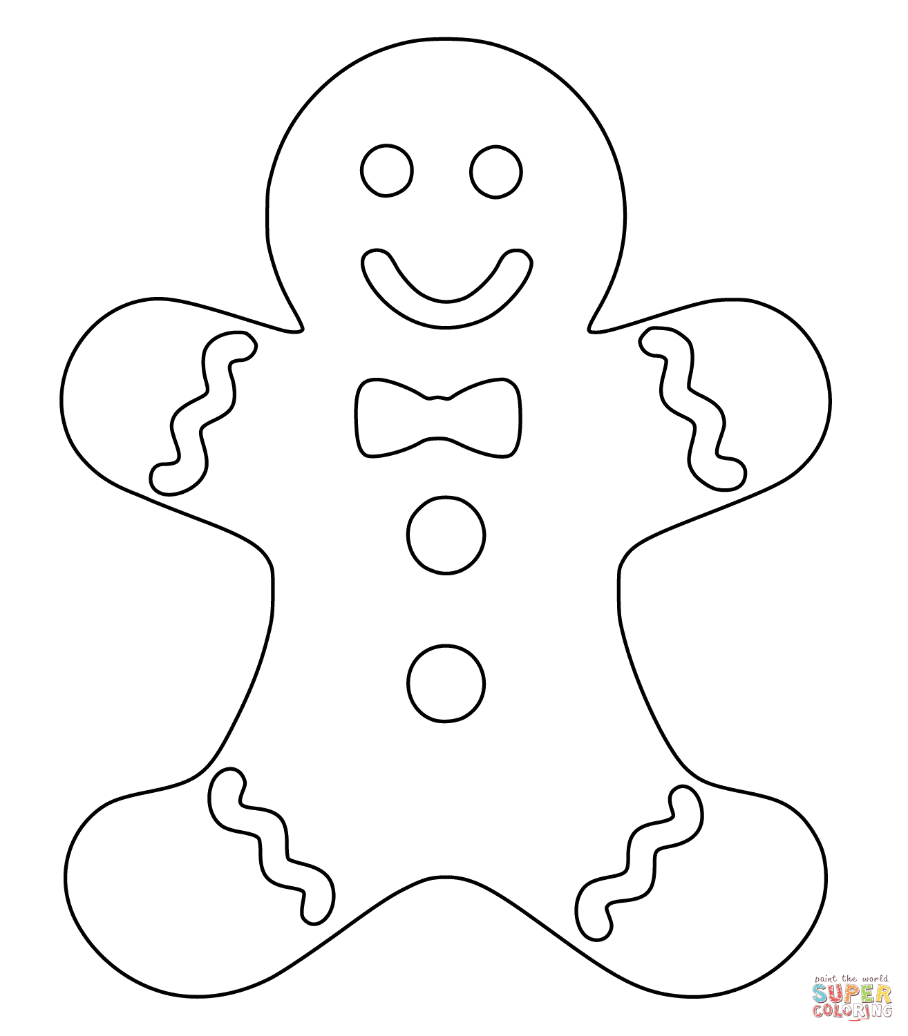 outline of gingerbread man in case you need a gingerbread man gingerbread crafts outline gingerbread of man