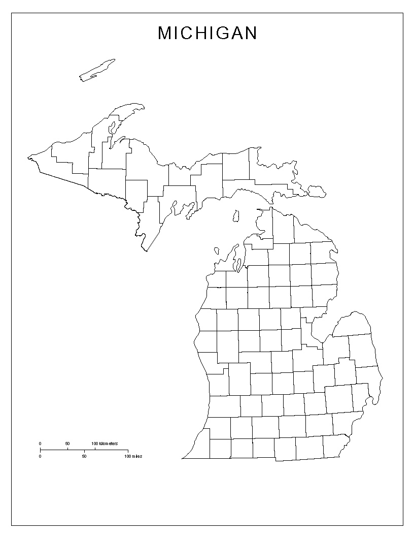 outline of michigan library of state of michigan png royalty free download png of michigan outline