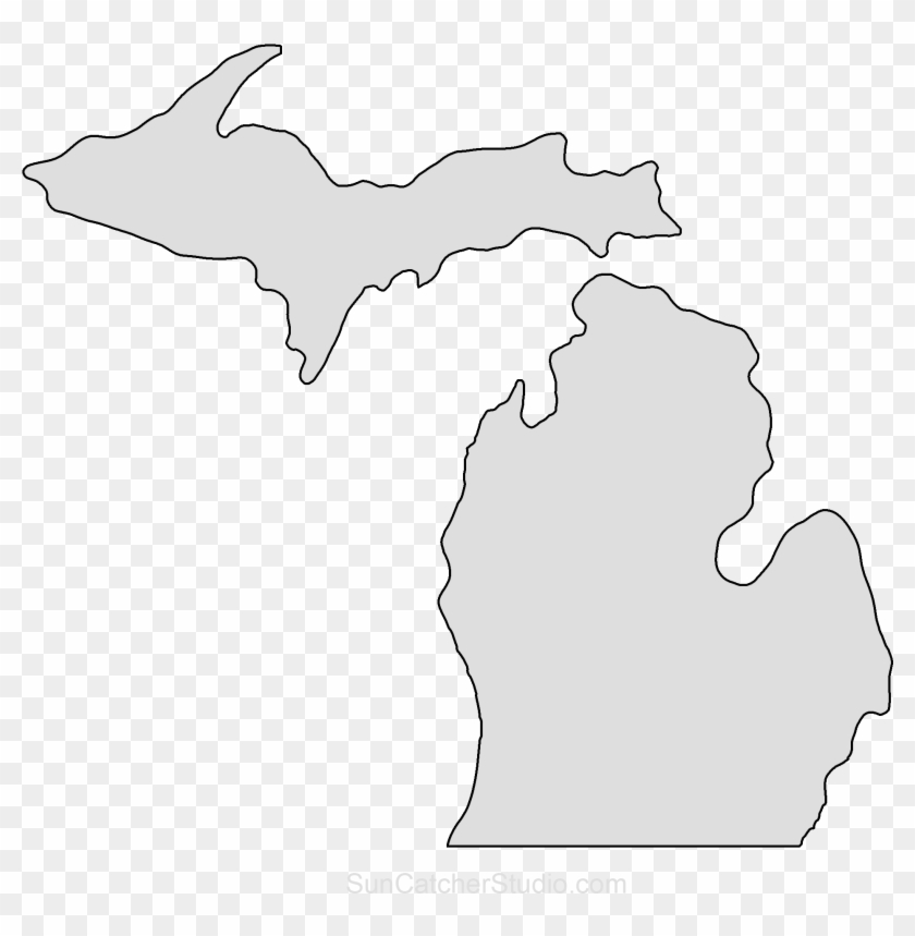 outline of michigan png file svg state of michigan outline clipart 3379522 outline michigan of
