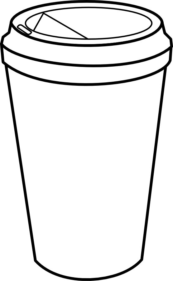 outline picture of cup 7 best tea cup template free printable printableecom of cup outline picture