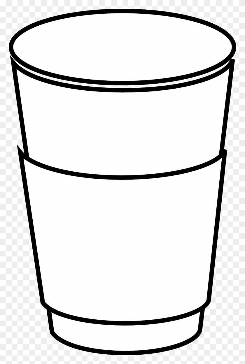 outline picture of cup cup clipart template cup template transparent free for picture of outline cup