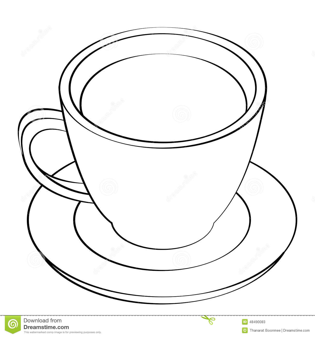 outline picture of cup free icon coffee cup outline outline of cup picture