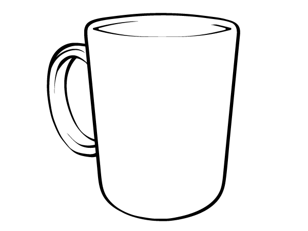 outline picture of cup image result for teacup outlines tea cups outline of picture outline cup