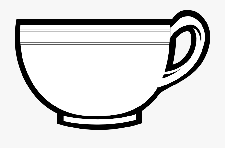 outline picture of cup line drawing coffee cup at getdrawings free download of picture cup outline