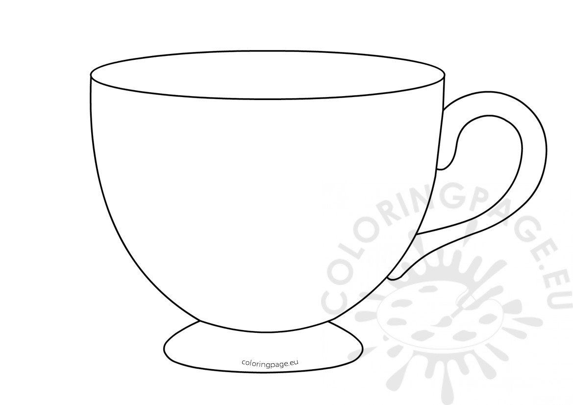 outline picture of cup outline of a cupcake clipart transparent cartoon free picture outline of cup