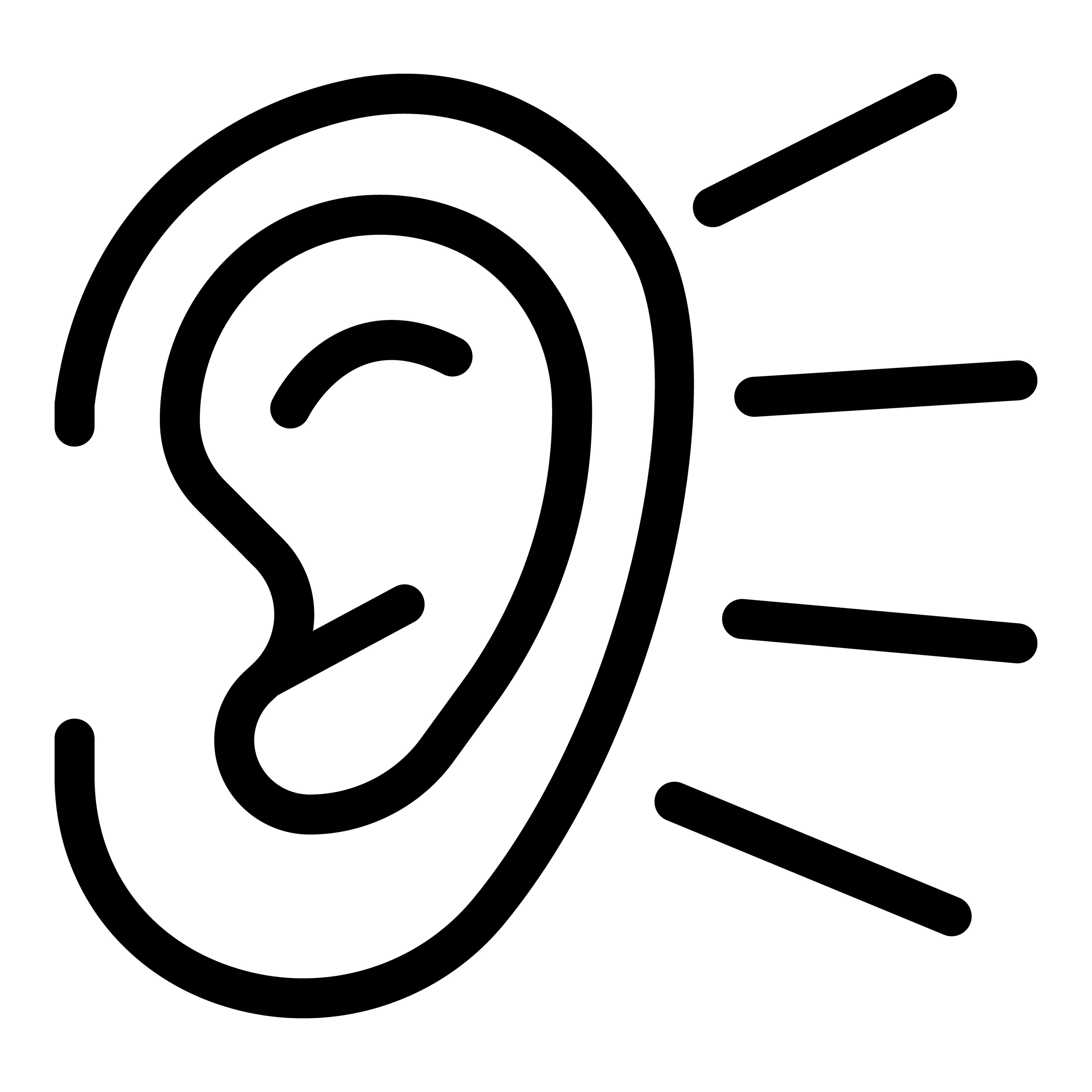 outline picture of ear nita blog on the rule of law the truth about hearsay a ear outline of picture