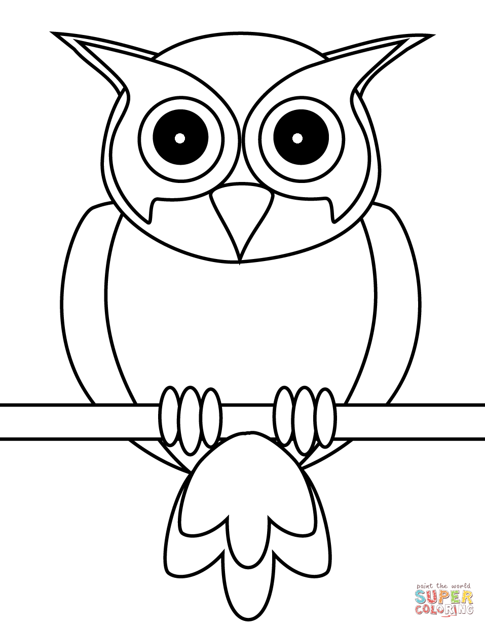 owl images to color 10 difficult owl coloring page for adults owl images to color
