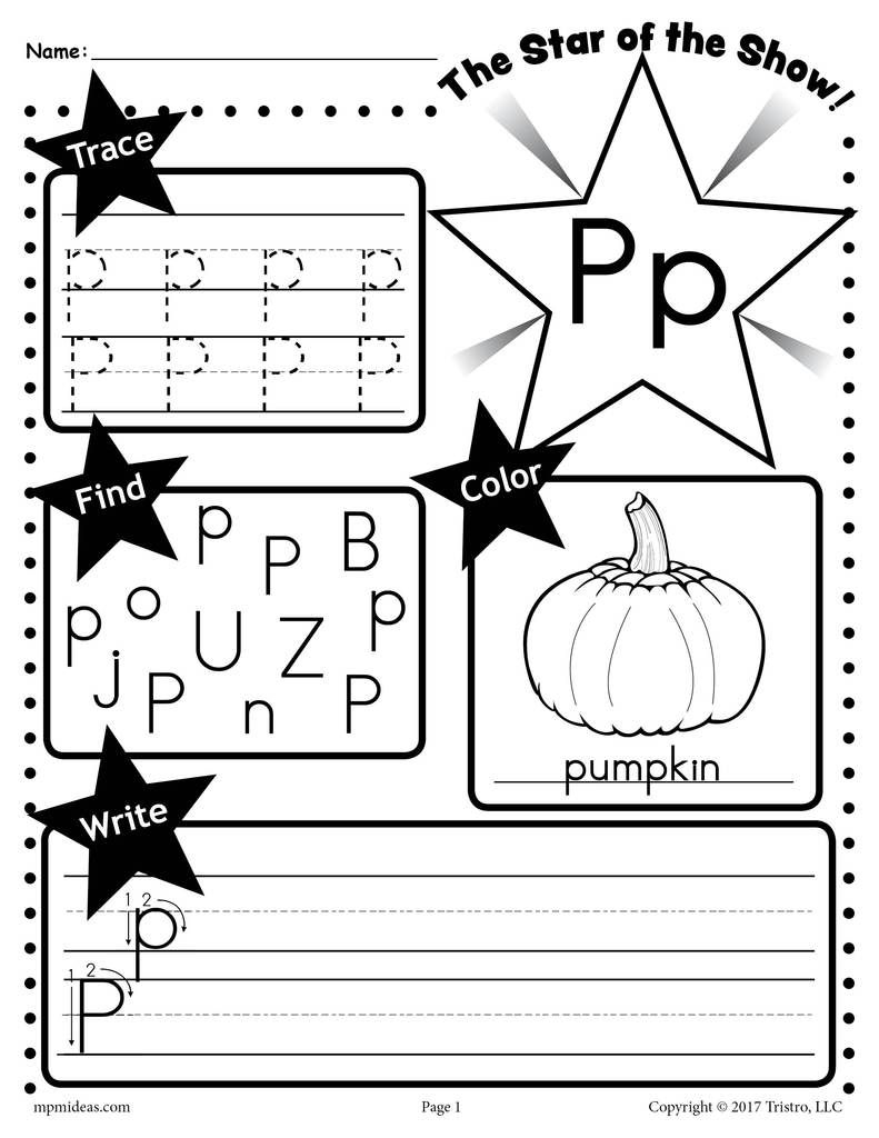 p coloring worksheet letter p is for parrot coloring page free printable coloring p worksheet