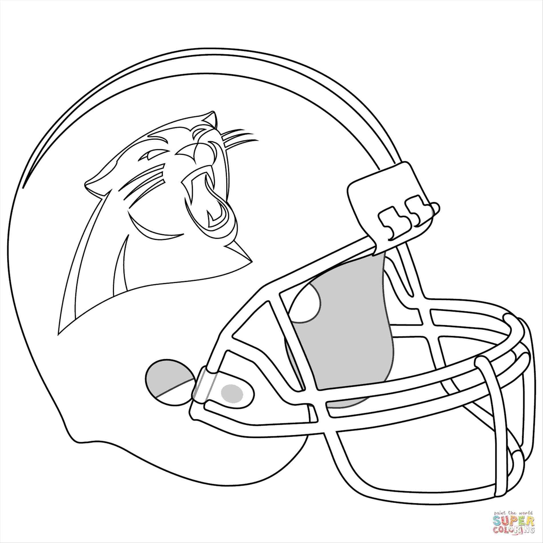 panther coloring pages panther head drawing at getdrawings free download pages panther coloring