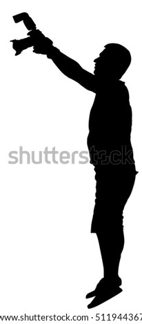 paparazzi silhouette vector best paparazzi silhouette illustrations royalty free vector paparazzi silhouette