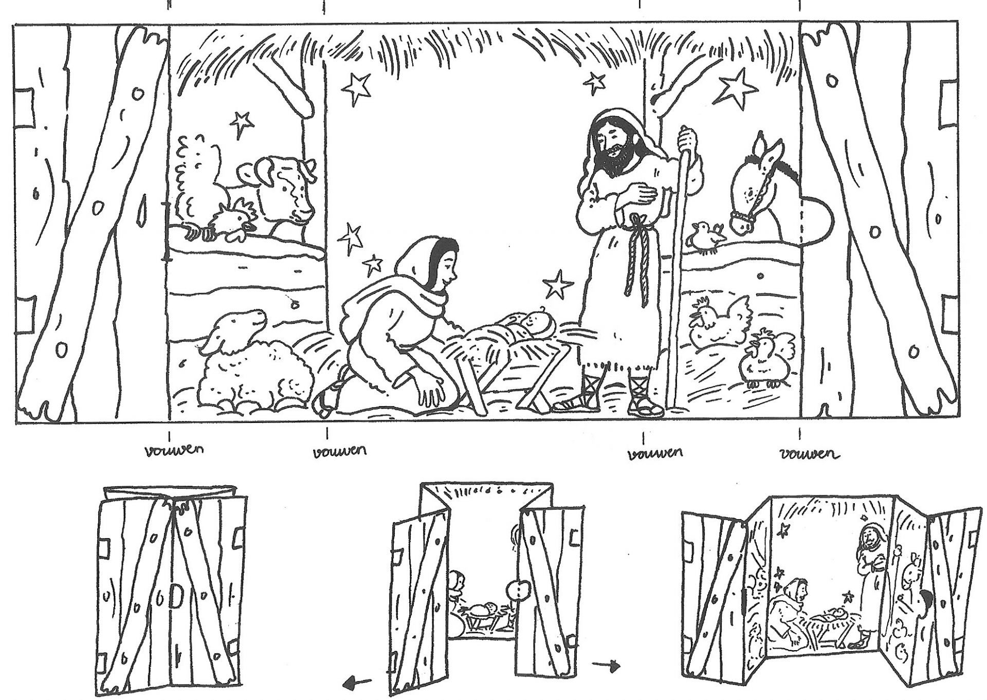 paper nativity scene cut out 115 best paper doll nativity cutouts images on pinterest scene nativity cut paper out