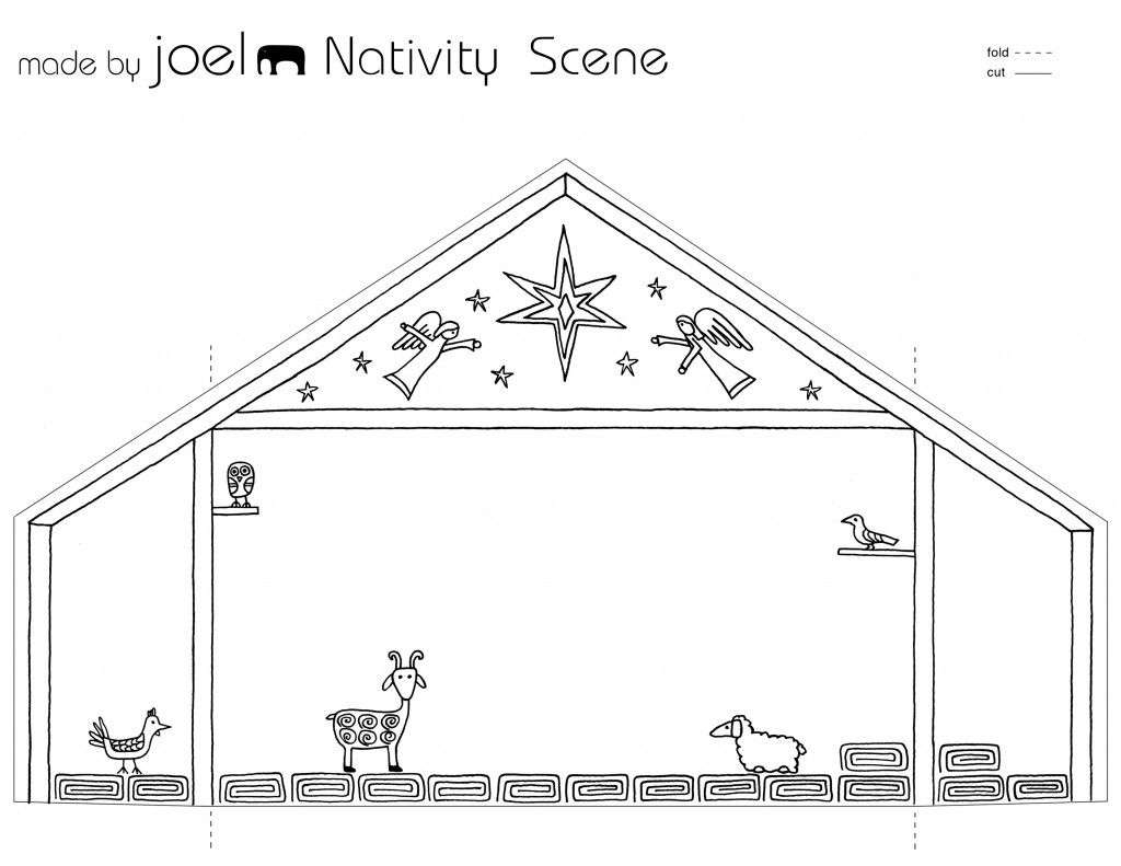 paper nativity scene cut out free play with paper nativity scene printables imagine out nativity cut paper scene