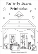 paper nativity scene cut out hundreds of free printable xmas coloring pages and xmas scene nativity out cut paper