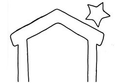 paper nativity scene cut out nativity pattern use the printable outline for crafts nativity scene paper cut out