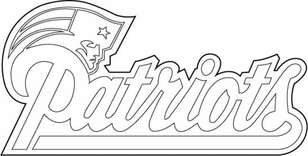 patriots coloring pages new england patriots logo coloring pages coloring home coloring pages patriots