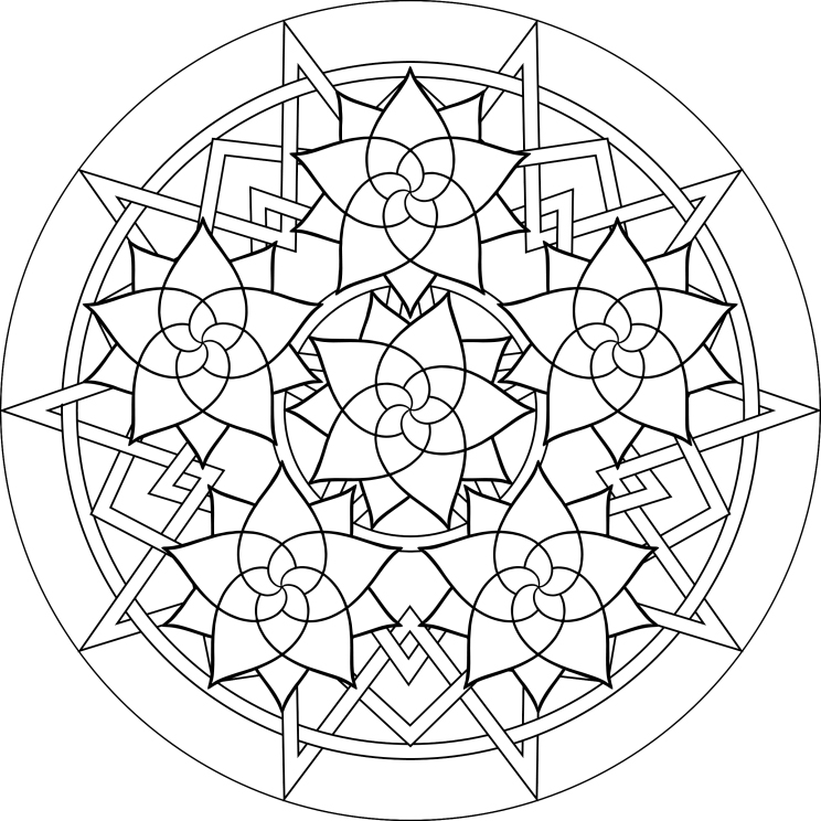 pattern color pages flower pattern coloring pages coloring home color pages pattern