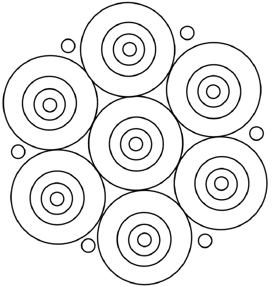 pattern coloring pages for kids free printable rangoli coloring pages for kids pattern pages coloring for kids