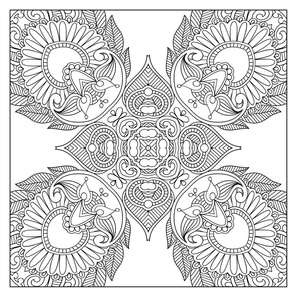 pattern pictures to colour free printable rangoli coloring pages for kids pictures colour pattern to