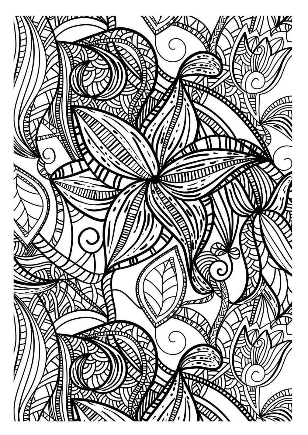 patterns for colouring for adults 15 crazy busy coloring pages for adults free coloring colouring patterns adults for for