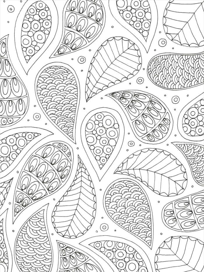 patterns for colouring for adults free printable geometric coloring pages for adults patterns adults for colouring for