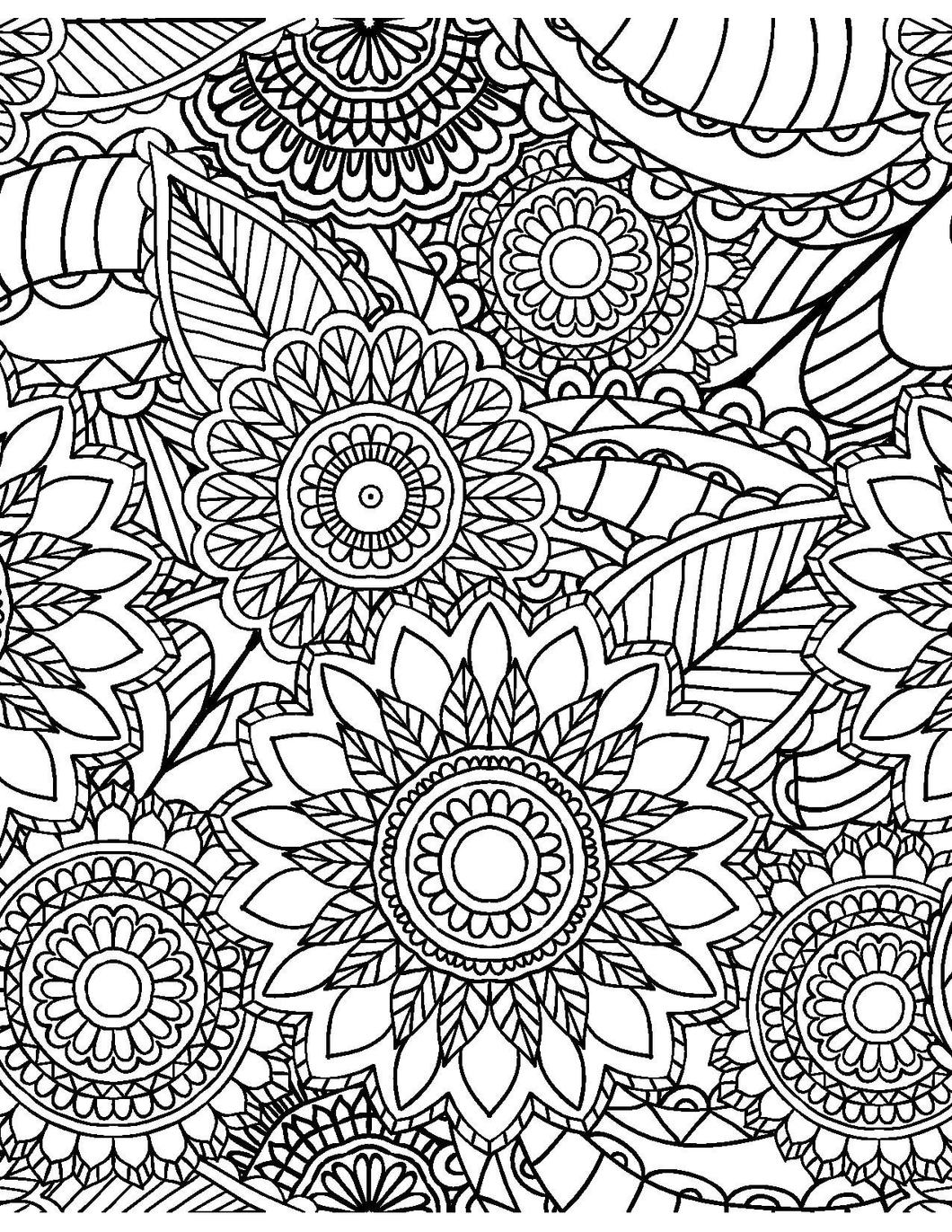 patterns for colouring for adults printable abstract pattern adult coloring pages 01 for patterns adults colouring for