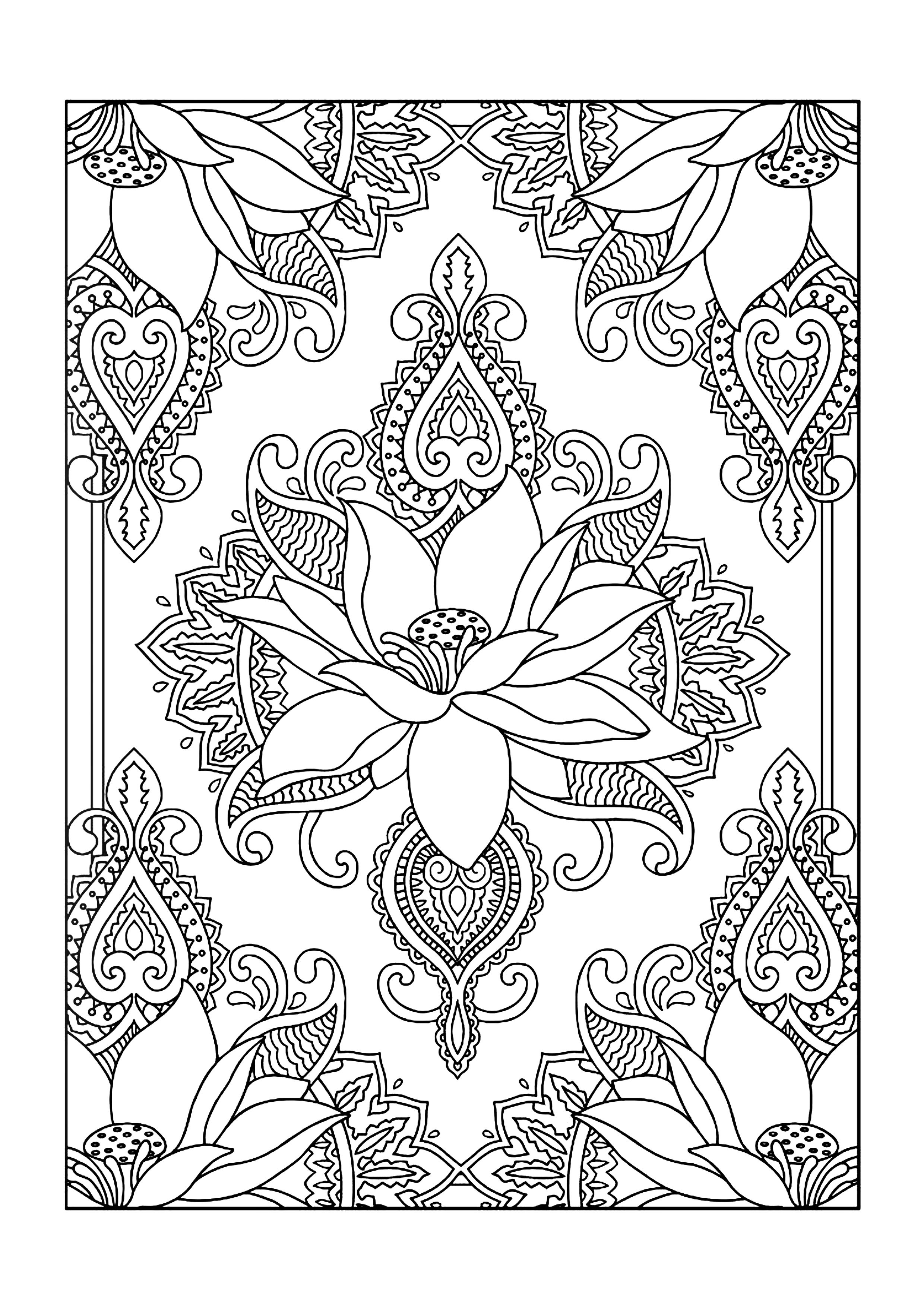 patterns for colouring for adults zen and anti stress coloring pages for adults pattern for patterns colouring for adults