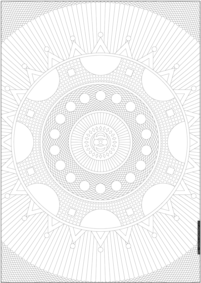 patterns to color in abstract pattern coloring page free printable coloring pages to in patterns color