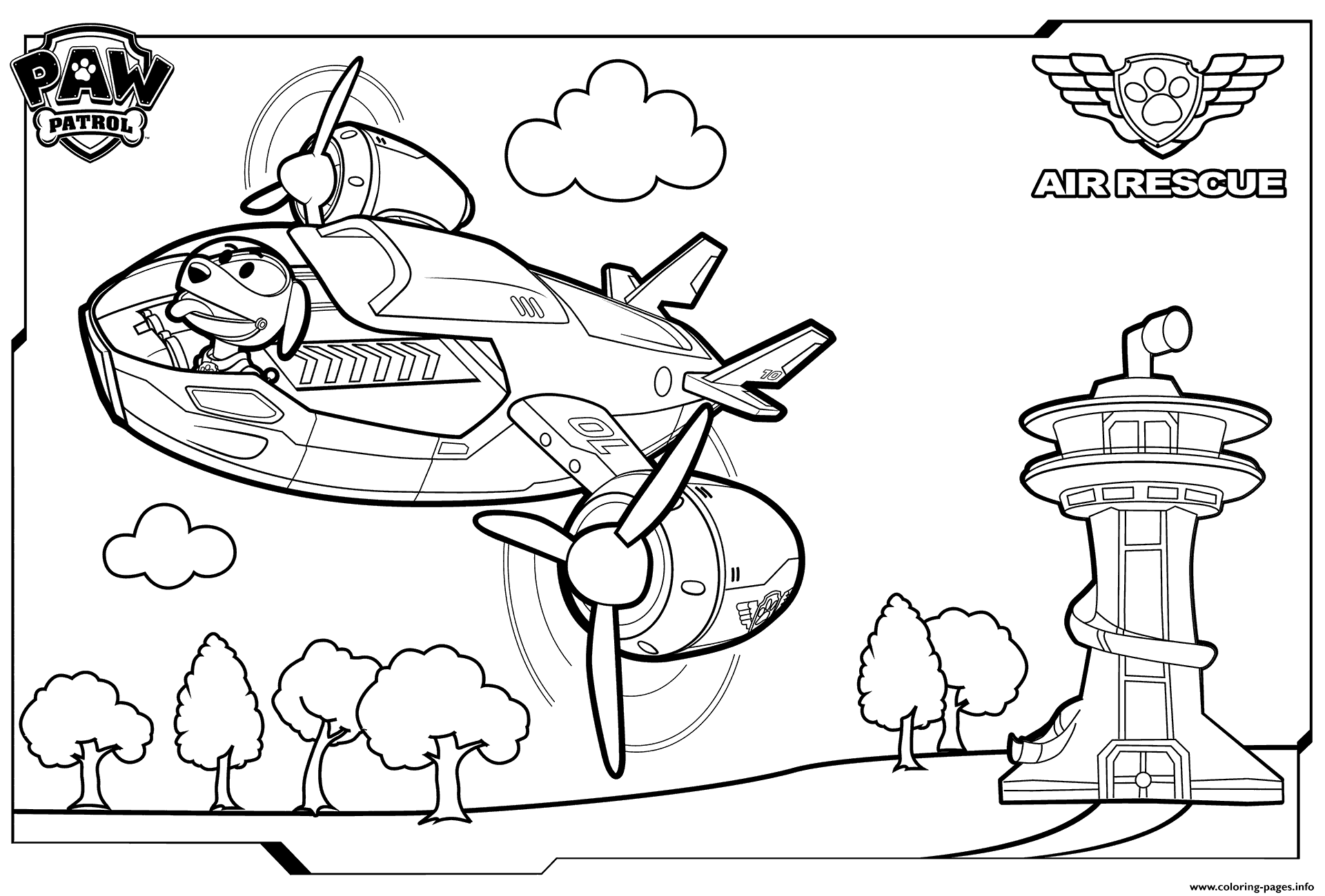 paw patrol boat coloring page boat color page coloring home coloring boat page patrol paw