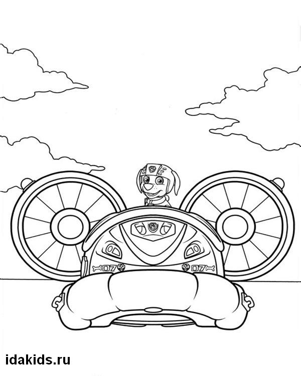 paw patrol boat coloring page boat color page coloring home patrol page paw boat coloring