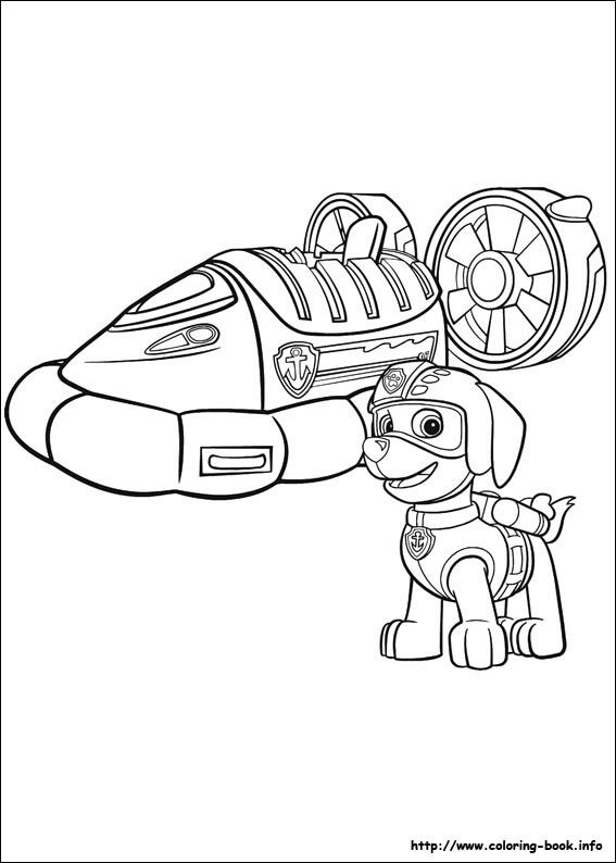 paw patrol boat coloring page coloring book paw patrol print free a4 50 pictures coloring page boat patrol paw