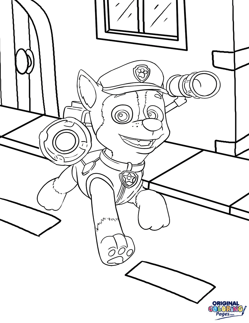 paw patrol boat coloring page paw patrol boat coloring page coloring patrol page boat paw