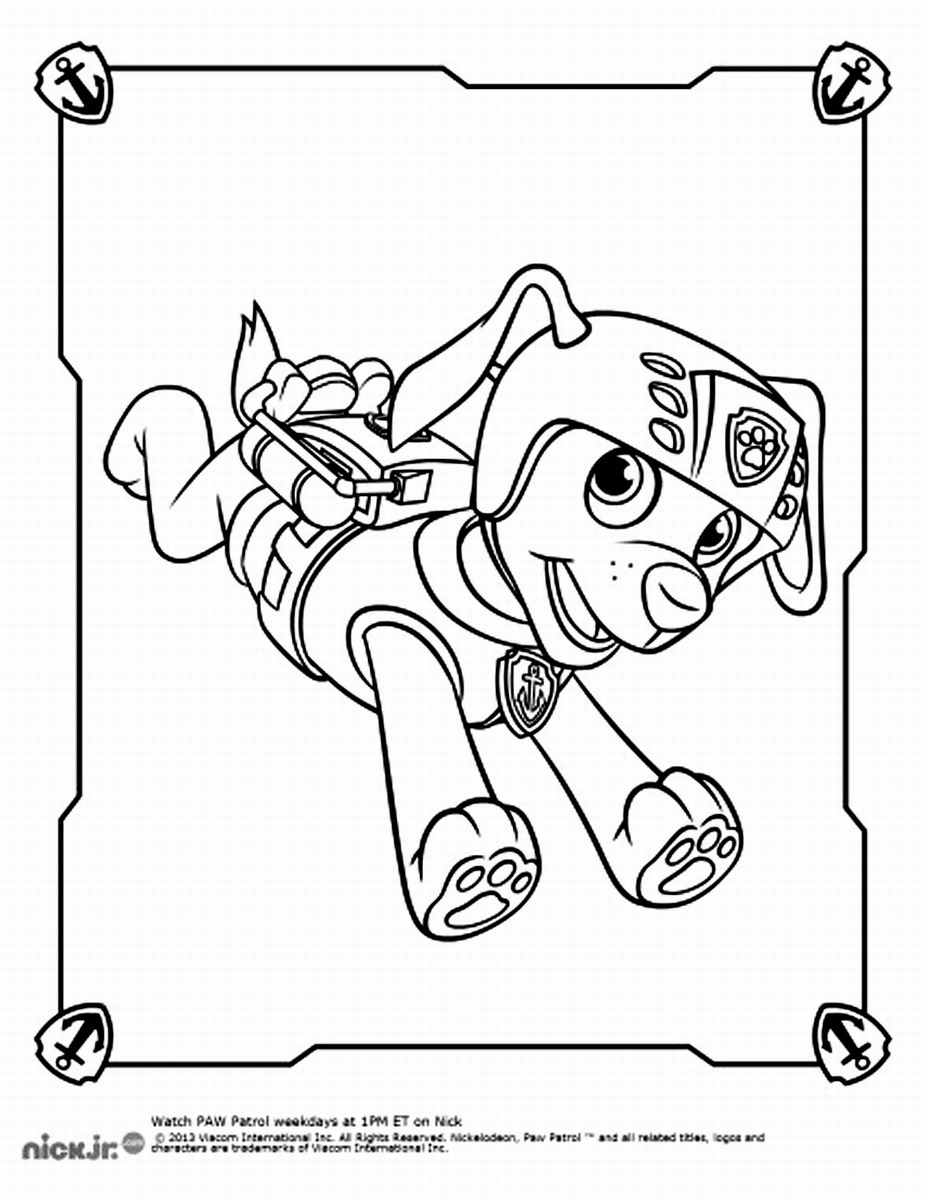 paw patrol boat coloring page paw patrol coloring pages coloring page boat patrol paw