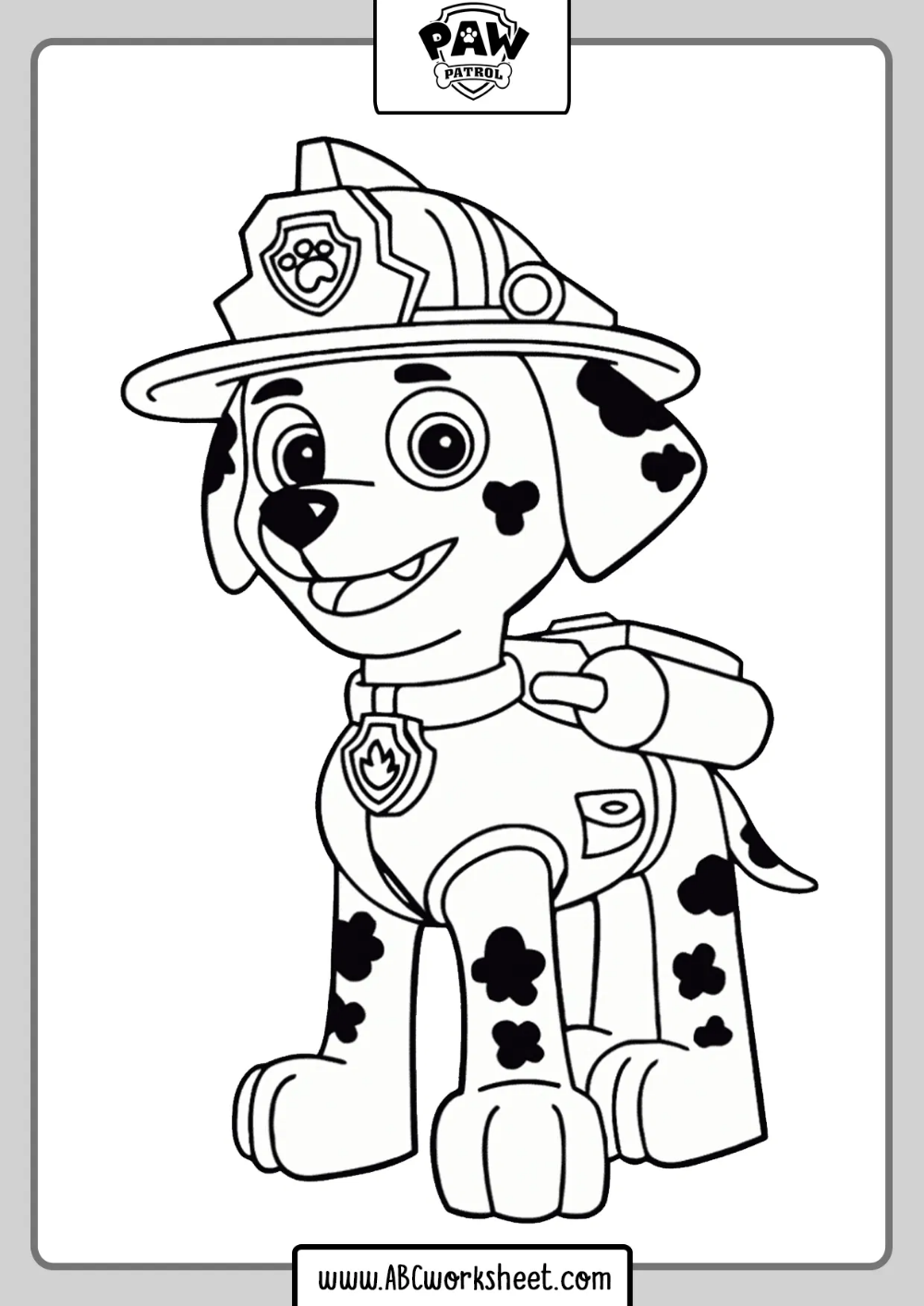 paw patrol characters paw patrol characters coloring pages at getdrawings free patrol characters paw