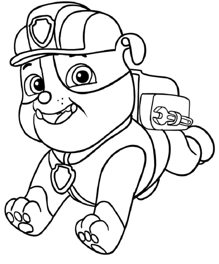 paw patrol characters read more in 2020 paw patrol coloring pages paw patrol characters paw patrol