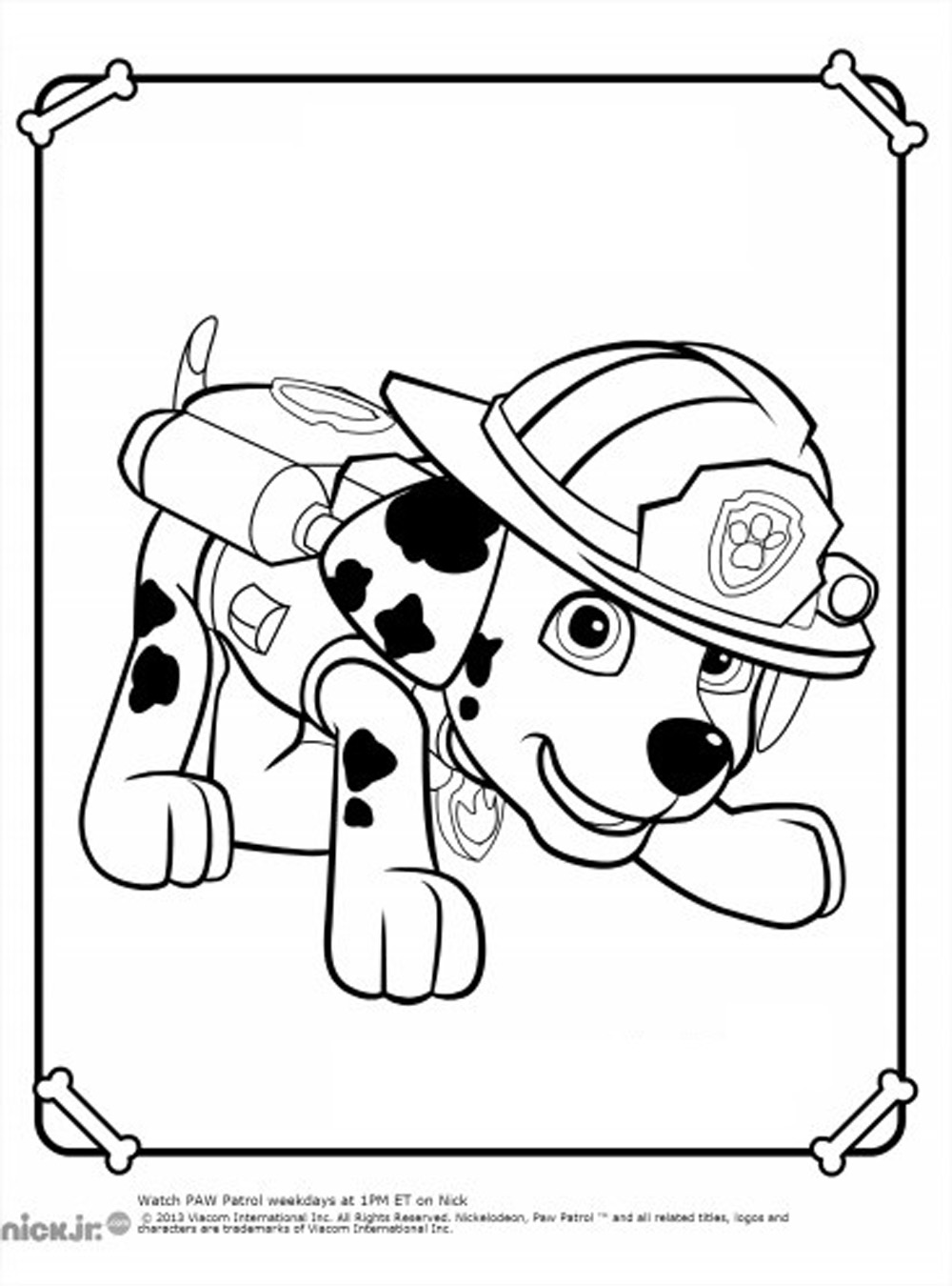 paw patrol coloring characters paw patrol coloring pages printable 30 print color craft paw coloring characters patrol