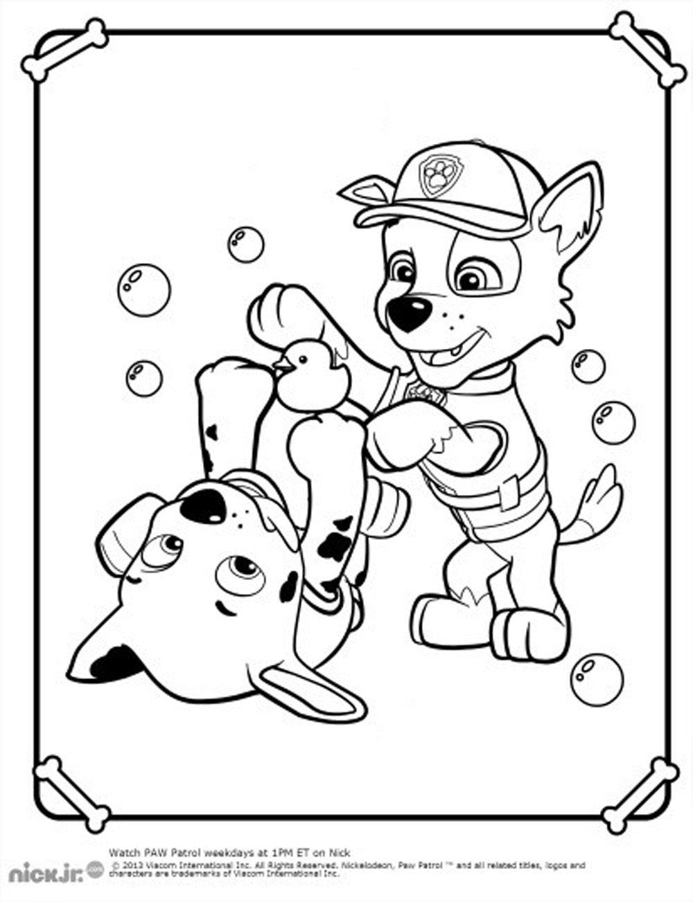 paw patrol coloring pages chase paw patrol coloring pages to download and print for free patrol pages paw coloring
