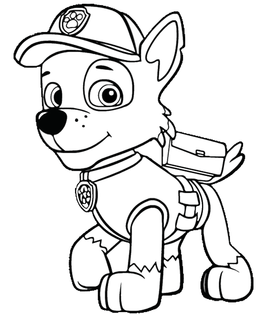 paw patrol coloring pages everest paw patrol coloring lesson kids coloring page pages paw patrol coloring