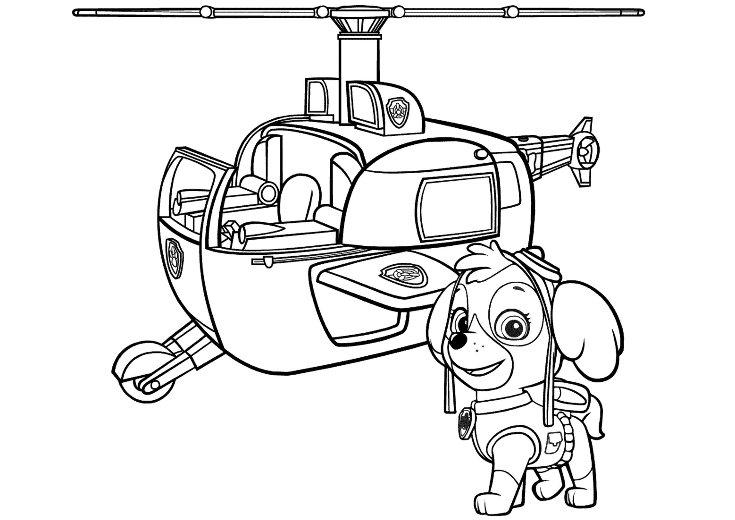 paw patrol for coloring paw patrol merry christmas coloring page tsgoscom for paw coloring patrol